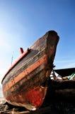 Fishing_Boat Stockbild