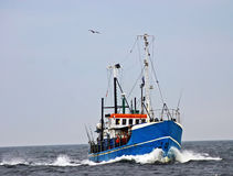 Fishing boat Royalty Free Stock Photo