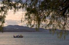 Free Fishing Boat Stock Image - 3580751