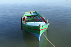 Fishing boat. A fishing boat ready for fishing Royalty Free Stock Photos