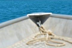 Fishing boat background Royalty Free Stock Image