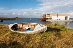 Fishing boat. Royalty Free Stock Photography