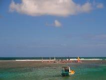 Fishing boat stock photography