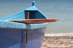 Fishing Boat. On Black Sea Romania Stock Photography