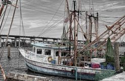 Fishing Boat, Boat, Dogger, Harbor Royalty Free Stock Image