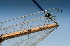 Fishing Boat Detail Stock Image