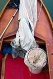Fishing boat details Stock Photo