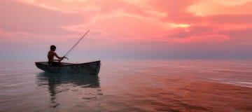 Fishing boat Royalty Free Stock Photography
