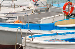A fishing boat Royalty Free Stock Image