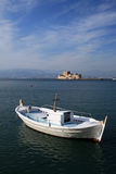 Fishing boat, Greece Stock Image
