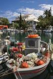 Fishing boat, Greece Stock Photography