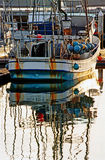 Fishing Boat Stock Image