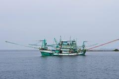 Fishing Boat at Kood island Stock Photography