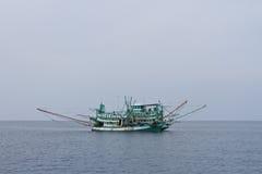 Fishing Boat at Kood island Royalty Free Stock Photos
