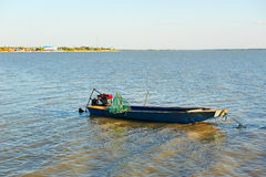Fishing-boat Stock Photo
