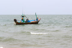 A fishing boat Stock Image