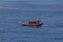 Fishing boat Royalty Free Stock Photos
