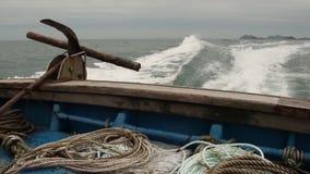 Fishing boat in Korea. Fishing boat in South Korea stock footage