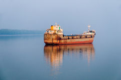 Fishing boat at Sundarban Stock Photos