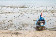 Fishing boat of thai fishermen Stock Photography