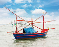 Fishing boat in Thailand Asia Stock Images