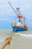 Fishing boat. Royalty Free Stock Photo