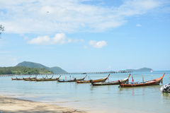 Fishing Boat Thailand Stock Image