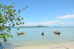 Fishing Boat Thailand Royalty Free Stock Photos