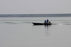 Fishing boat thialand. Fishing boat on the sea in thialand Royalty Free Stock Photos