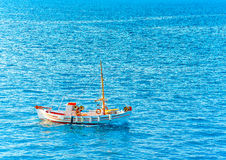 The fishing boat Stock Image