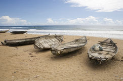 Fishing boats. Stock Photography