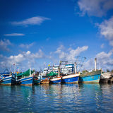 Fishing Boats Stock Photos