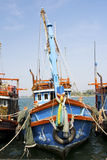 Fishing boats Royalty Free Stock Photography