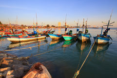 Fishing Boats Stock Images