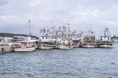 Fishing Boats Stock Photography