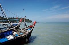 Free Fishing Boats Royalty Free Stock Photo - 49022225