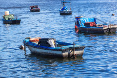 A fishing boats Stock Photography