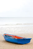 Fishing Boats On The Beach. Royalty Free Stock Photos