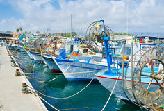 The fishing boats Stock Photo