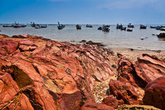 Fishing Boats Fleet Royalty Free Stock Images