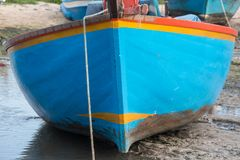 Fishing boats. In huahin thailand Stock Images
