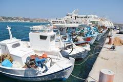 Fishing boats Royalty Free Stock Image