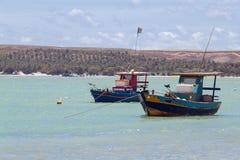 Fishing Boats Stock Photography