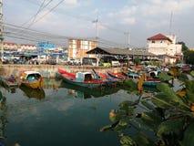 Fishing boats. royalty free stock photos