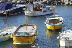 Fishing boats Stock Photos
