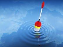 Fishing bobber Stock Image