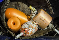 Fishing Buoy Stock Images