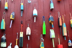 Fishing Buoy Stock Photo