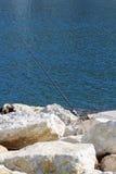 Fishing Cane Royalty Free Stock Photography