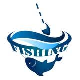 Fishing design vector Stock Photo